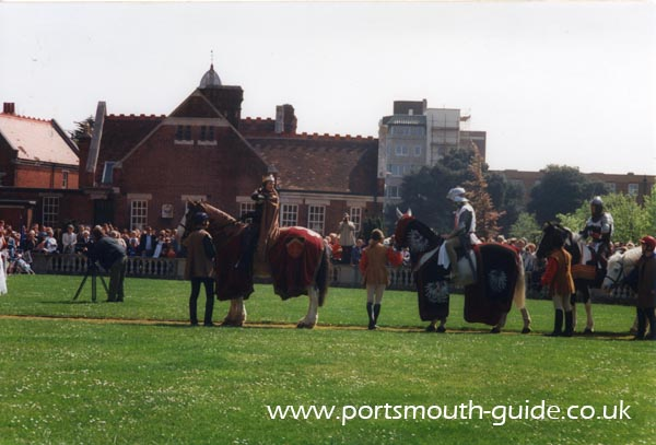Portsmouth 800 Charter Day