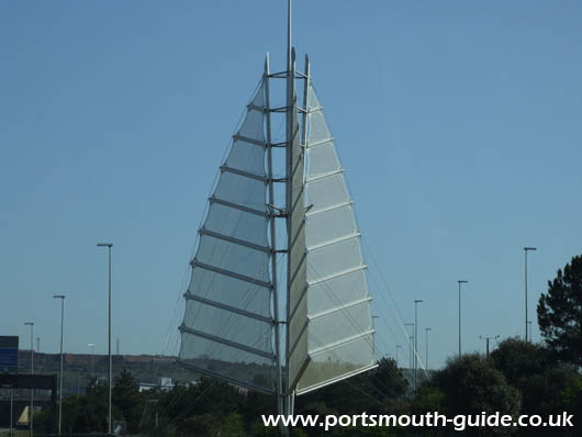 Portsmouth Sails Of The South
