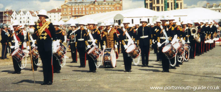 The Royal Marine Band